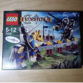 MISB 全新 Lego 7009 Castle 城堡系列 The Final Joust (100%靚盒)