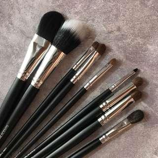 Coastal Scents Brush Bundle
