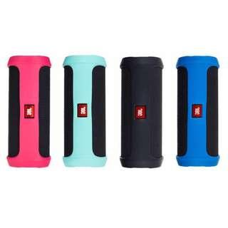 Instock Flip 4 Silicon Casing Case With Carabiner