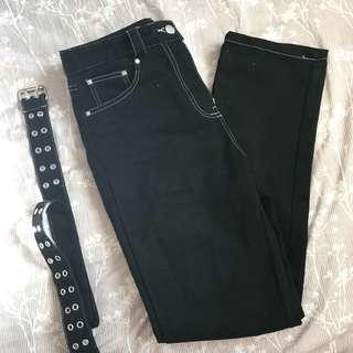 Emory Park Straight Jeans