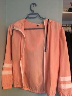 Pink windbreaker (FROM ZAFUL)