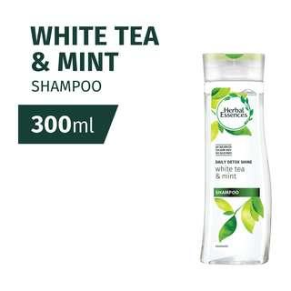 Herbal Essences Daily Detox Shine White Tea And Mint Shampoo OR Conditioner