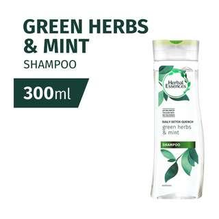 Herbal Essences Daily Detox Quench Green Herbs And Mint Shampoo OR Conditioner