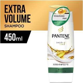 Pantene Japan Extra Volume Shampoo OR Conditioner