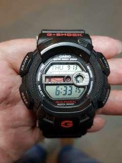 G Shock Gulfman 9110