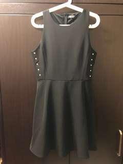 Zalora Black Dress #under90