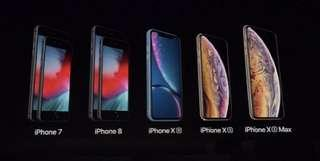 Meet the new iPhone XS, iPhone XS Max and iPhone XR