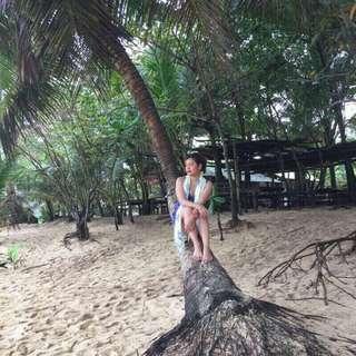Caboangan beach Burgos Pangasinan