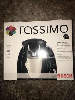 Tassimo Single Cup Home Brewing System