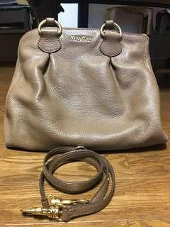 authentic vintage MIU MIU bag