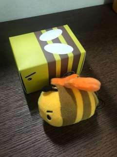 Defensive Alarm in Bee Stuff Toy