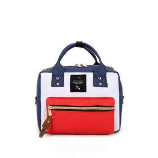 🆕 Instock Anello Fabric Sling Bag