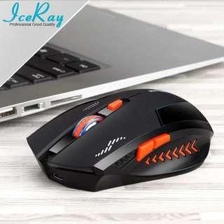 🚚 Black Hawk Wireless Gaming Mouse