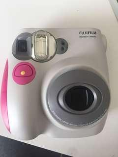 Fujifilm instant mini 7s camera