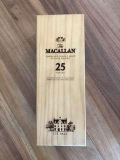 Macallan 25 (Sherry)