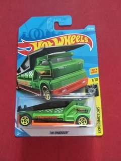 CPL - the embosser hotwheels