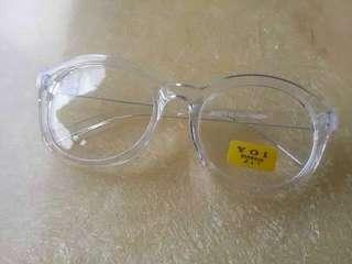 Kacamata Bening Transparan