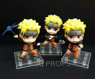 Naruto Set 3 Piece
