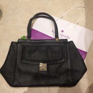 Nwt Kate spade leather tote bag
