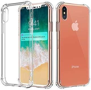 LEEU iPhone Xs-5.8 inch shockproof TPU Case