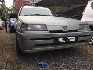 Proton iswara 1.5 sedan auto 2002