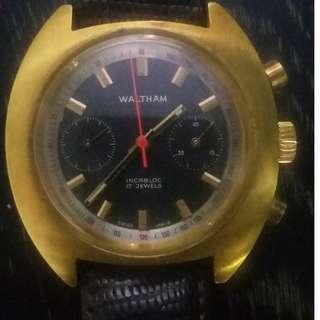 Waltham chronograph