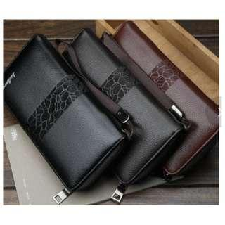 BAellerry 6085 Top Quality Leather Unisex Wallet
