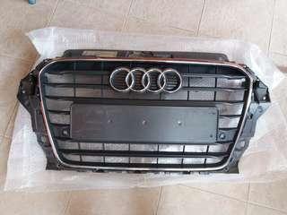 Audi A3 front grille original