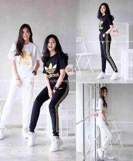 NEW Adidas 2in1 set (Top and Pants)