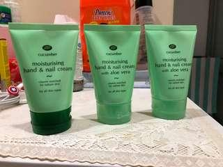 Boots hand lotion