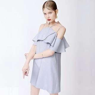 The Love Thread Erica Cold Shoulder Dress