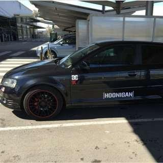 Hoonigan Decal (Car/Escooter)