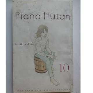 komik piano hutan vol.10