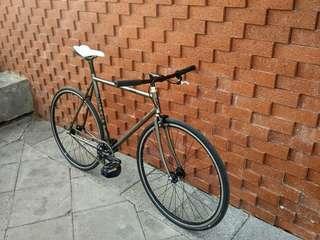 Fixed Gear bike Pias Agra