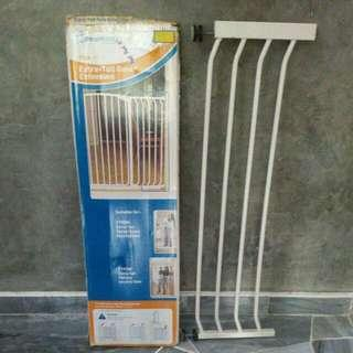 Dreambaby Extra Tall Gate Extension F194W