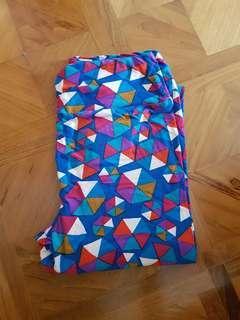 🚚 LuLaRoe Geometric Pattern OS Leggings