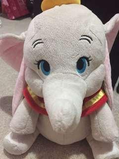 Dumbo plushie