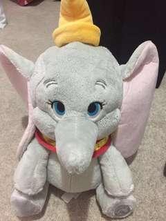 Dumbo plushie (fluffy fur)