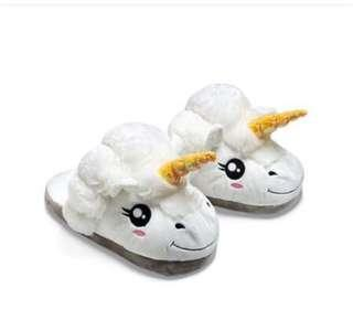 Unicorn Slippers (freesize)