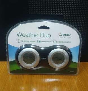 Oregon Scientific Weather Hub
