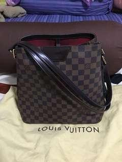 🎀Auth Louis Vuitton Rivington + Free wallet🎀