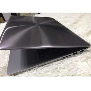 """(二手)ASUS  U4000 14"""" i7-7500U 8G/16G  512G SSD 超薄 8秒開機 GT 940M 2G Ultrabook 95%NEW"""