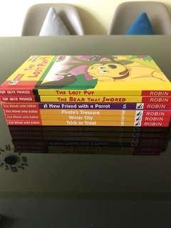Robin storybooks