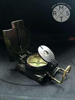 Gelert Lensatic Compass