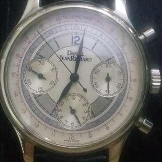 Daniel JeanRichard chronograph