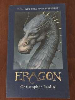 Eragon Book 1 by Christopher Paolini