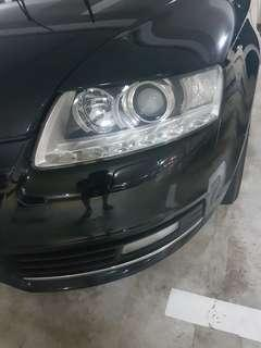 JMY Xpress Headlamp Clear Lense Repair