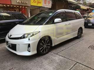 🌟✨豐田 Previa Estima 全車7窗防曬磁石窗網安裝示範🌟⭐