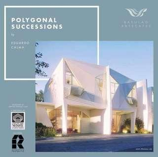 Polygonal Successions by Eduardo Calma