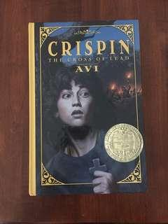Crispin: The Cross is Lead book by AVI